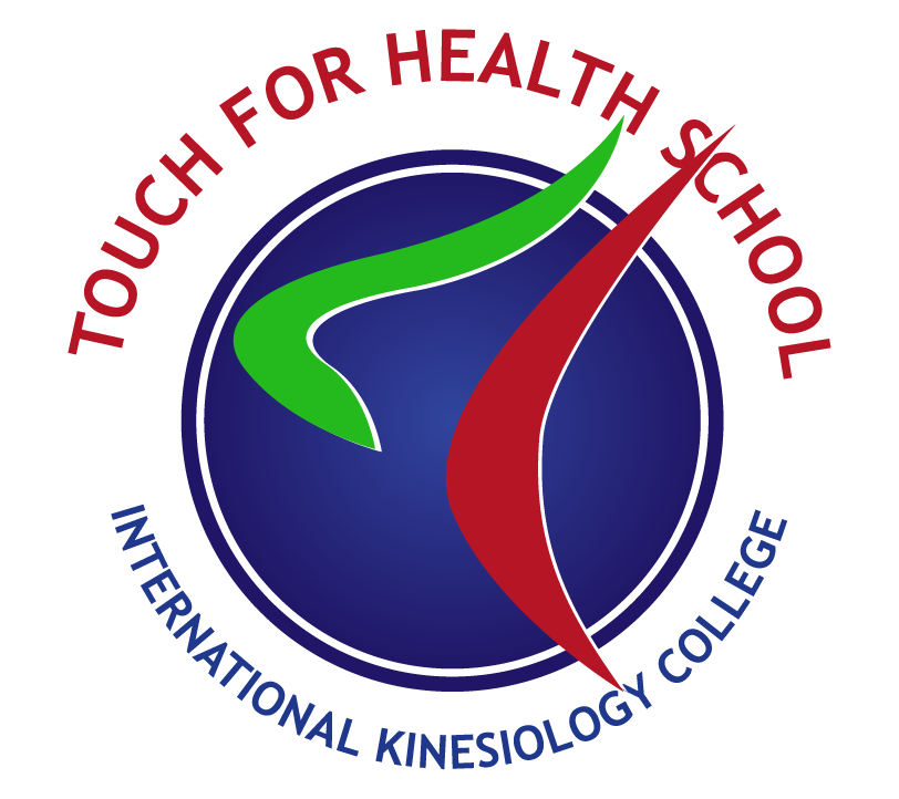 Touch for Health School - Logo & Zertifikat zur Lehrerlaubnis